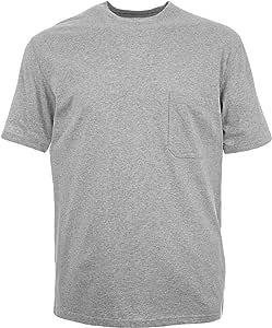 Insect Shield 男士 UPF Dri-Balance 短袖口袋 T 恤