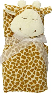 Angel Dear Napping Blanket, Brown Giraffe