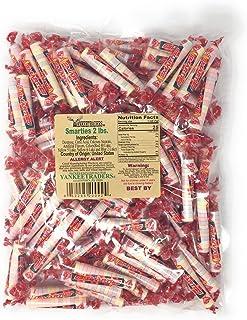 YANKEETRADERS 糖果卷,Smarties,2 磅/約907克