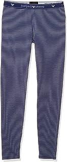 安普里奥·阿玛尼 打底裤 0P219 SOLID&STRIPES LEGGINGS 女士