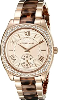 Michael Kors BrynMK6276 analog 树脂 双色 MK6276 watches