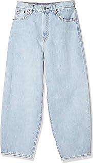 [李维斯] BALLOON 宽版牛仔裤 女士