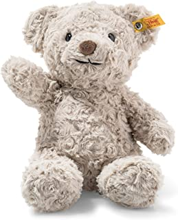 Steiff 复古泰迪熊 - 柔软可爱毛绒动物玩具 - 12 英寸正品 Steiff