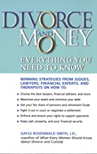 Divorce and Money: Everything You Need to Know (English Edition)