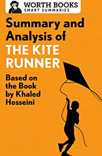 Summary and Analysis of The Kite Runner: Based on the Book by Khaled Hosseini (English Edition)