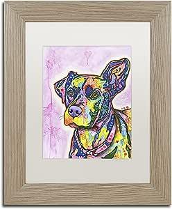 Trademark Fine Art ALI2660-T1114MF Keen Dean Russo 出品 11x14 ALI2660-T1114MF
