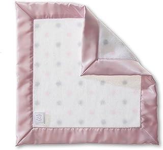 SwaddleDesigns嬰兒乳房,標準圓點*毯 粉紅色