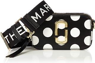 [马克·雅科布斯] 马克·雅科布 单肩包 M0014885 002 Black Multi Snapshot Camera Bag [平行进口商品]