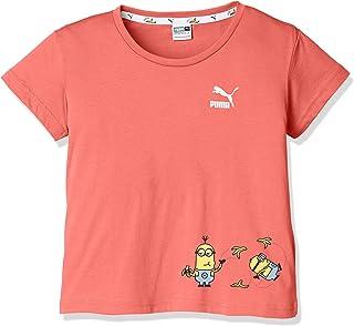 Puma 小黄人 T 恤,儿童,小黄人 T 恤