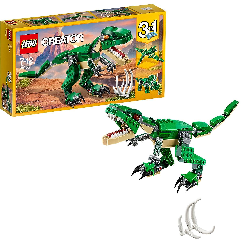 LEGO 乐高 Creator 凶猛霸王龙