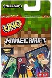 Mattel UNO Minecraft 纸牌游戏