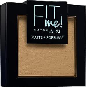 Maybelline New York 美宝莲纽约 Fit Me Matte & Poreless 定妆粉饼