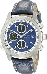 Bremont 男式 Alt1 - WT/BL 模拟显示瑞士自动蓝色手表