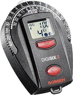 Gossen Digisix 2 数字曝光仪GO 4006-2 DigiSix 2 黑色
