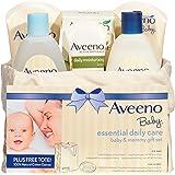 Aveeno艾维诺婴儿礼品套装 日常婴儿护理篮 母婴礼品套装