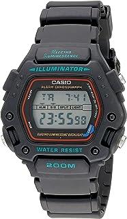 "Casio 男士 DW290-1V""经典""运动手表"