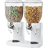 ZevrO 单干食品分配器 白色 Dual Dispenser KCH-06123