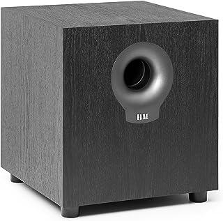 ELAC 意力Debut S10.2 低音炮 黑色 装饰音箱音响发烧式