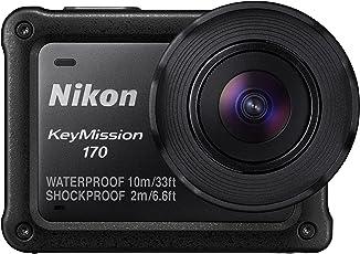 Nikon KeyMission 170 动作相机-黑色