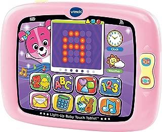 VTech 偉易達嬰兒平板電腦發光玩具 粉色