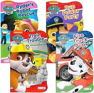Nick Jr 狗狗巡逻队棋盘组合 ~ 4 种形状的棋盘书 适合学步儿童