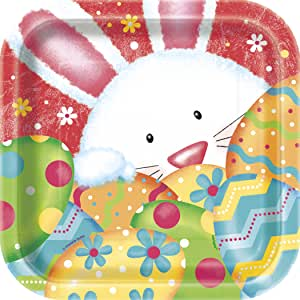 快乐复活节兔子 多色