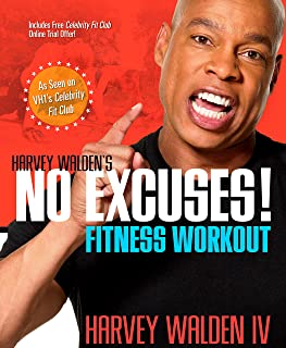 Harvey Walden's No Excuses! Fitness Workout (English Edition)