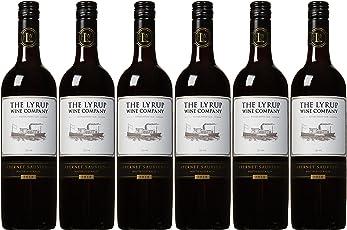 【亚马逊直采】The Lyrup 赖普赤霞珠 红葡萄酒750ml*6(整箱装) (亚马逊进口直采,澳大利亚品牌)