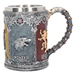 Nemesis Now Sigil Tankard Game of Thrones 马克杯 20cm 银色