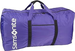 "Samsonite 新秀丽 Tote-A-Ton 32.5 英寸(约 82.6 厘米)行李包 紫色 32.5"""