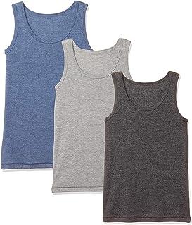 GALOR 3条装 背心 棉混纺/简约3色颜色 男童
