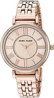 Anne Klein 安妮克莱因 女式 AK / 2159svsv 银色手镯手表