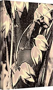 ArtWall 'Yucca Flor' Gallery Wrapped Canvas Art by Dean Uhlinger, 18 by 24-Inch