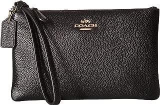 COACH 女士 Box Program 小号手腕包