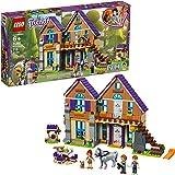 LEGO Friends Mia's House 41369 搭建套装,包含迷你玩偶朋友公仔和玩具马,2019(715 件)