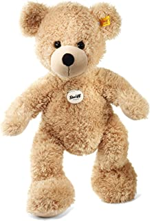 Steiff Fynn泰迪熊毛绒玩具 灰棕色