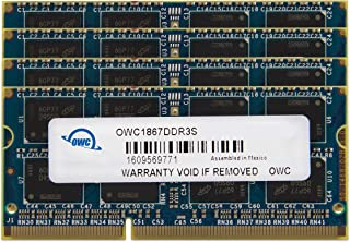 OWC 1867 MHz DDR3 so-dimm PC3 – 14900 204 PIN cl11内存升级