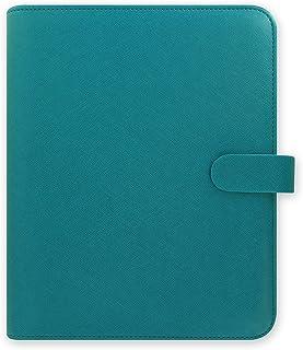 filofax 斐来仕 022532 Saffiano A5 碧绿色 活页多功能记事本 笔记本 活页本日记本 万用手册 手帐