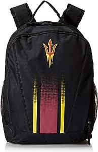 NCAA Arizona State Sun Devils2016 Stripe Primetime Backpack, Arizona State Sun Devils, One Size