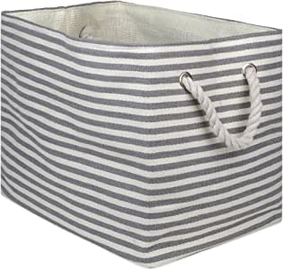 dii 梭织纸张储物篮或 BIN
