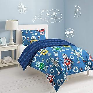 Dream Factory 被子套装 蓝色 两个 2A8695C1BL