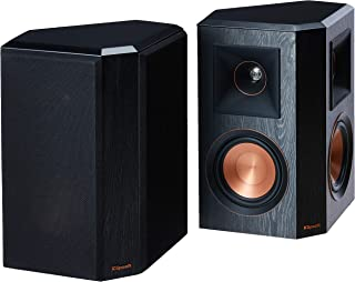Klipsch 环绕 5.1 声道套装 2 家庭影院扬声器系统 乌木 (RP-502S)