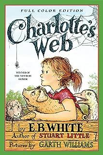 Charlotte's Web (Trophy Newbery) (English Edition)