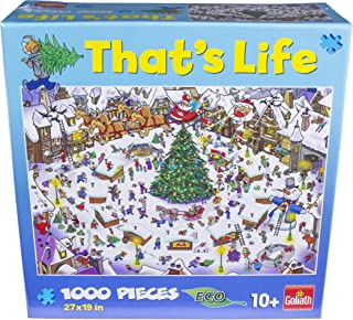 That's Life — 1000 片装拼图 圣诞节