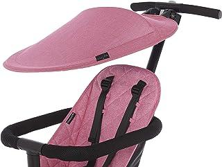 Dream On Me Coast Rider 嬰兒車遮篷 粉紅色