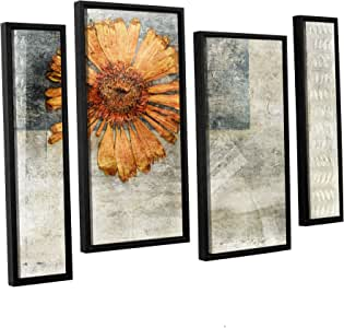 Elana Ray's 4 Piece Floater Framed Canvas Staggered Set, 36 x 54""