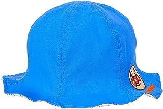 Anpanman 帽子 TA9852、面包超人 可反两用帽子 儿童 TA9852 蓝色 日本 48cm (日本尺寸50相当)
