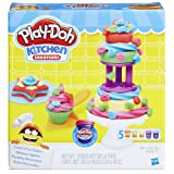 Hasbro 孩之宝 Play-Doh 培乐多彩泥 创意厨房系列 蛋糕烘焙套装 B9741