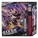 Transformers 玩具 Generations系列 塞伯坦之战 奢华 Wfc-S26 汽车人 Alphastrike反对势力 3件套 -最终攻击人物系列