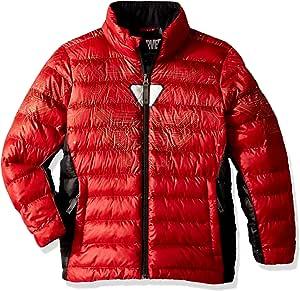 Spyder 运动男孩 Marvel Prymo 外套外套 X大码 红色 179226600666P